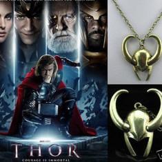 Pandantiv / Colier / Lantisor Film THOR - Casca Thor - Lantisor fashion