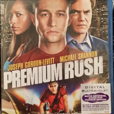 Premium Rush - Bluray, original, sigilat - Film actiune sony pictures, Engleza