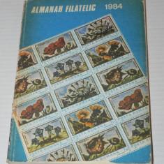ALMANAH FILATELIC 1984 (02337