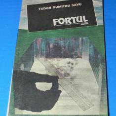TUDOR DUMITRU SAVU - FORTUL (02346 aur - Carte de aventura
