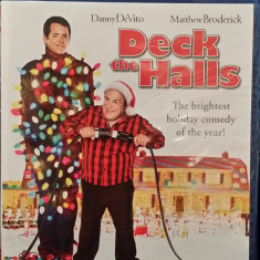 Deck the Halls - Bluray, original, sigilat - Film comedie fox, Engleza