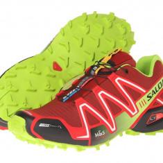 Pantofi sport barbati Salomon Speedcross 3 CS | 100% original | Livrare cca 10 zile lucratoare | Aducem pe comanda orice produs din SUA - Adidasi barbati