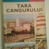 HORIA MATEI - TARA CANGURULUI - Carte de calatorie