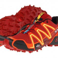 Pantofi sport barbati Salomon Speedcross 3   100% original   Livrare cca 10 zile lucratoare   Aducem pe comanda orice produs din SUA - Incaltaminte outdoor Salomon, Adidasi