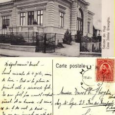 Husi (jud.Vaslui) - Casa Irimia Gheorghiu - rara