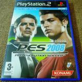 Joc PES 2008, PS2, original, alte sute de jocuri!