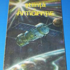 ALMANAH STIINTA SI ANTICIPATIE 1993. mixaj intre almanahul stiinta si tehnica si almanahul anticipatia (02359 b - Carte SF