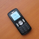 LG GB102 - telefon simplu gb105 - usor de folosit - Telefon LG, Negru, Nu se aplica, Vodafone, Single SIM, Fara procesor