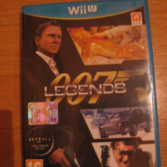 JOC WII U 007 LEGENDS (James BOND) ORIGINAL / STOC REAL in Bucuresti / by DARK WADDER - Jocuri WII U, Shooting, 12+, Multiplayer