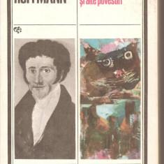(C5495) PARERILE DESPRE VIATA ALE MOTANULUI MURR SI ALTE POVESTIRI DE E.T.A. HOFFMANN, EDITURA UNIVERS, 1985, TRADUCERE DE VALERIA SADOVEANU - Nuvela