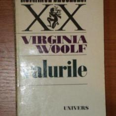 VALURILE de VIRGINIA WOOLF, 1973 - Roman