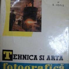 TEHNICA SI ARTA FOTOGRAFICA-L.DIKO,E.IOFIS,BUC.1961
