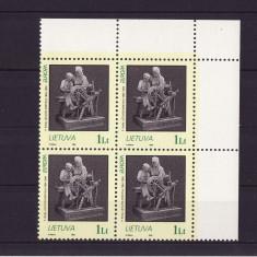 LITUANIA 1995 EUROPA CEPT - Timbre straine