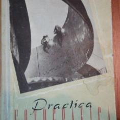 PRACTICA FOTOGRAFICA-HELMUT STAPF, BUC.1958 - Carte Arta populara