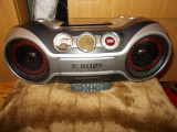 BOOMBOX PHILIPS AZ 2535 GAMEPORT  MAX SOUND SISTEM, 0-40 W