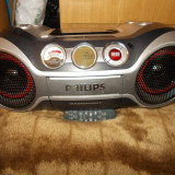 BOOMBOX PHILIPS AZ 2535 GAMEPORT MAX SOUND SISTEM - CD player, 0-40 W