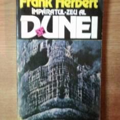 IMPARATUL-ZEU AL DUNEI de FRANK HERBERT, 1994 - Nuvela