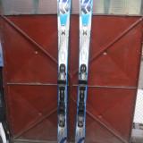 Vand Ski schi k2 amp 167cm radius15m