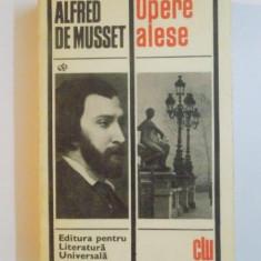 OPERE ALESE de ALFRED DE MUSSET, 1969 - Roman