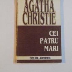 CEI PATRU MARI de AGATHA CHRISTIE - Nuvela