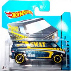 HOT WHEELS -REGULAR-SCARA 1/64-SUPER VAN- ++2501 LICITATII !! - Macheta auto