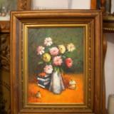 Impresionism vechi - Pictor roman, Flori