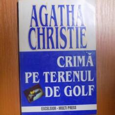 CRIMA PE TERENUL DE GOLF de AGATHA CHRISTIE - Roman