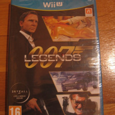 JOC WII U 007 LEGENDS (James BOND) SIGILAT ORIGINAL / STOC REAL in Bucuresti / by DARK WADDER - Jocuri WII U, Actiune, 16+, Multiplayer