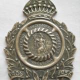 Sfantul Cristofer protectorul calatoriilor Splendid medalion 1956 Spania