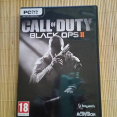 Vand Joc PC Call of Duty: Black OPS II - Jocuri PC Activision, Shooting, 18+
