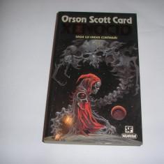 Xenocid - Orson Scott Card (Saga Ender), RF2 - Carte SF