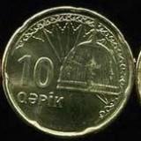 Azerbaidjan 10 qapik UNC, Asia