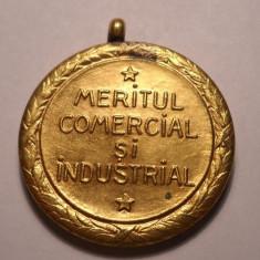 Meritul Comercial si Industrial Clasa I a