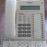 Vand Centrala telefonica Panasonic KX TDA30 + consola secretariat + 16 terminale KX T7665 + patch-uri rack