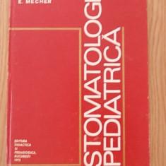 STOMATOLOGIE PEDIATRICA- GRIVU, CRISTOLOVEANU- CARTONATA, contine foarte multe figuri in text