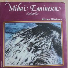 MIHAI EMINESCU - Scrisorile, recita Mircea Albulescu (dublu LP) - Muzica soundtrack electrecord, VINIL