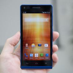 Huawei Ascend P7 mini - Telefon Huawei, Albastru, 8GB, Orange, Single SIM, Quad core