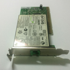 Placa modem PCI AGERE/LITE-ON D-1156I#/A1A 56K (593)