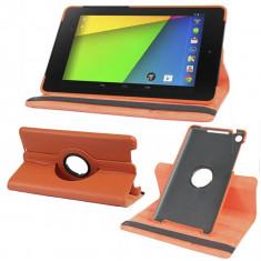 Husa rotativa 360 Asus Google Nexus 7 2013 Gen 2 + stylus - Husa Tableta Asus, 7 inch