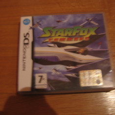 JOC NINTENDO DS STAR FOX COMMAND ORIGINAL / by DARK WADDER - Jocuri Nintendo DS Altele, Simulatoare, 12+, Single player