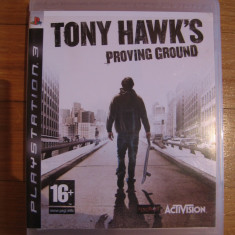 JOC PS3 TONY HAWK's PROVING GROUND ORIGINAL / STOC REAL in Bucuresti / by DARK WADDER - Jocuri PS3 Activision, Sporturi, 12+, Multiplayer