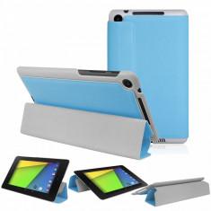 Husa Asus Google Nexus 7 2013 Gen 2 + folie protectie + stylus - Husa Tableta Asus, 7 inch