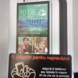 Vand HTC Desire 510 Nou - Telefon HTC, Gri, Orange