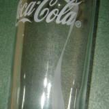 Pahar  de colectie COCA COLA  0,3 l