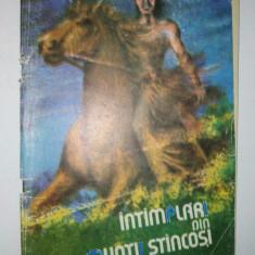 Carte de colorat Intamplari din Muntii Stancosi Ed. Ceres 1984