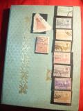 *Clasor -Colectie Timbre Turcia 1865-1950 ,maj. stampilate