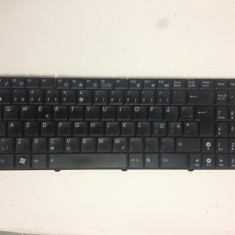 Tastatura ASUS X52DE X52J VX7 X66 X66IC X66W - ORIGINALA ! Ca NOUA ! Foto reale ! Perfect FUNCTIONALA ! - Tastatura laptop