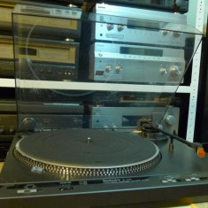 Pick-up Technics SL-D30 Direct Drive, full-automatic, ac nou, poze reale - Pickup audio