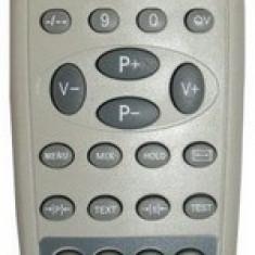 Telecomanda NEO TV-2162TXF, TV-2177TX, VERYO 21P-A9, VORTEX N21N-A3, SUNNY AT211K1PF, AT-142K1 CTV, AT-211K1 CTV, ULTRALINE 21U180, DIMARSON DM5421