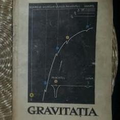 Gravitatia / George Gamow 1966 - Carte Fizica